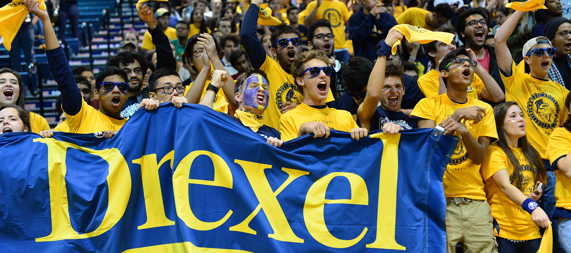 official photos a49ae 37fed Drexel Dragons - Learfield IMG College