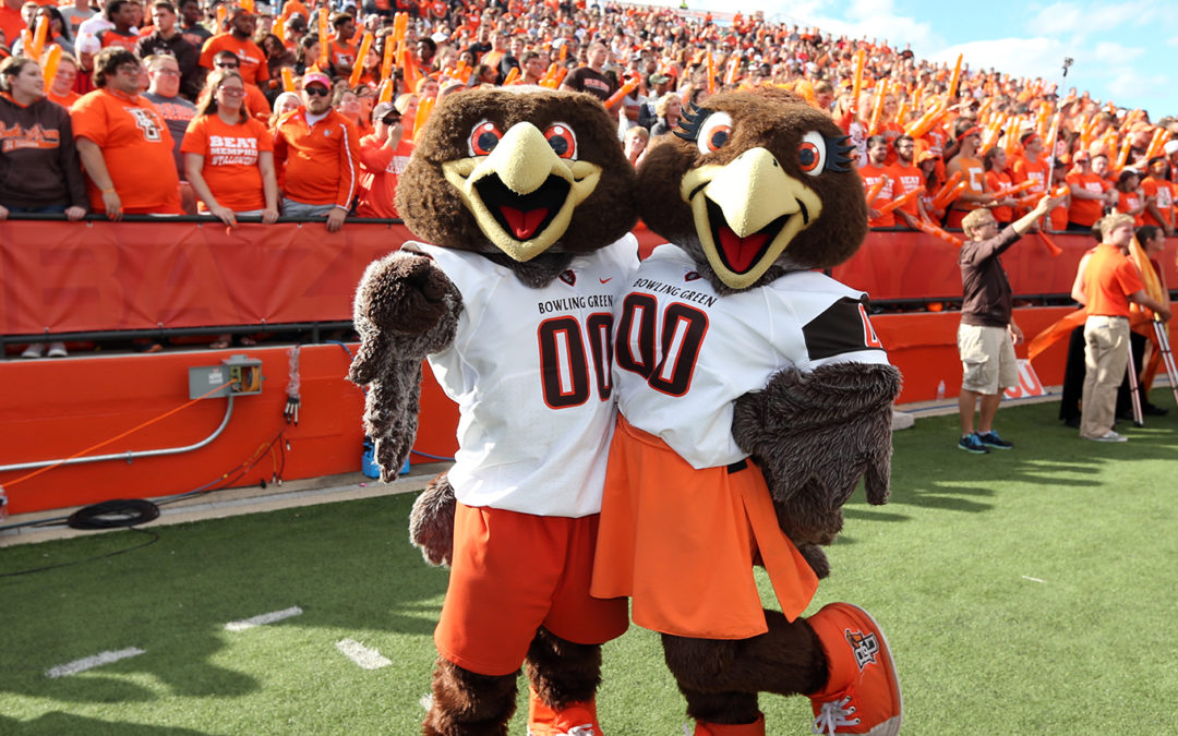 FORMER BGSU STUDENT-ATHLETE, COACH DAVID ANDERSON NAMED GENERAL MANAGER FOR LEARFIELD'S FALCON SPORTS PROPERTIES