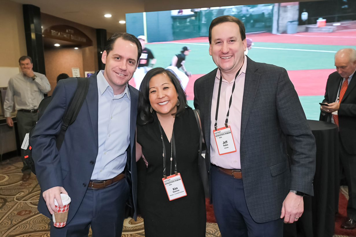 Alex, Kim, Jeff at IAF 2018