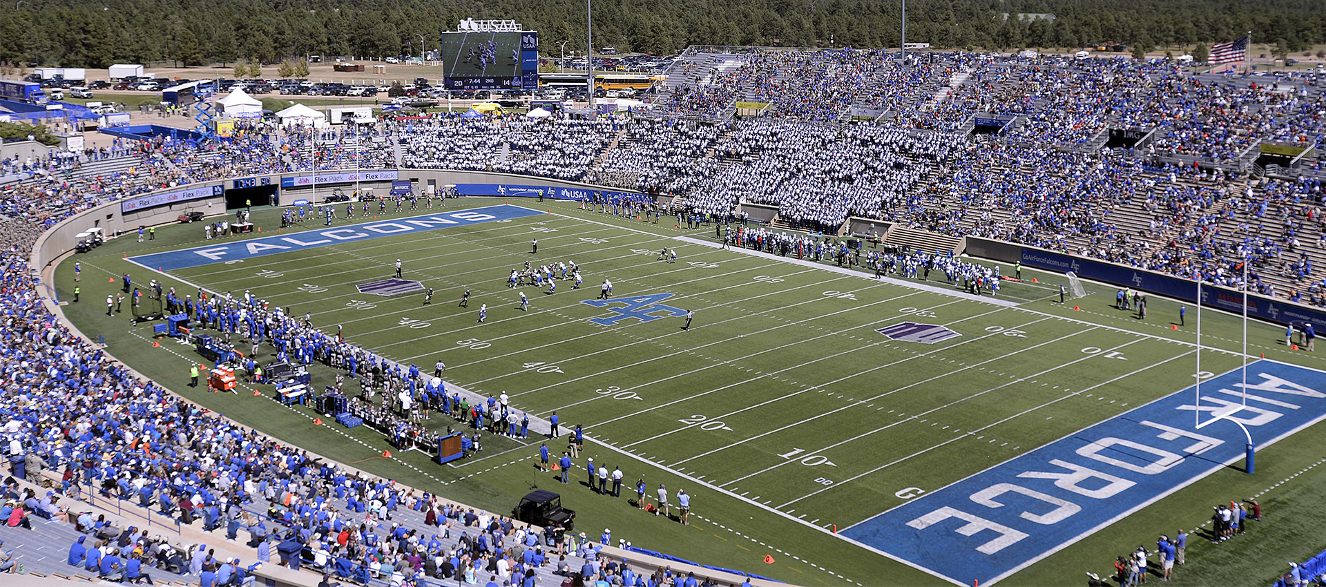 Air Force Athletics selects Learfield IMG College Ticket Solutions