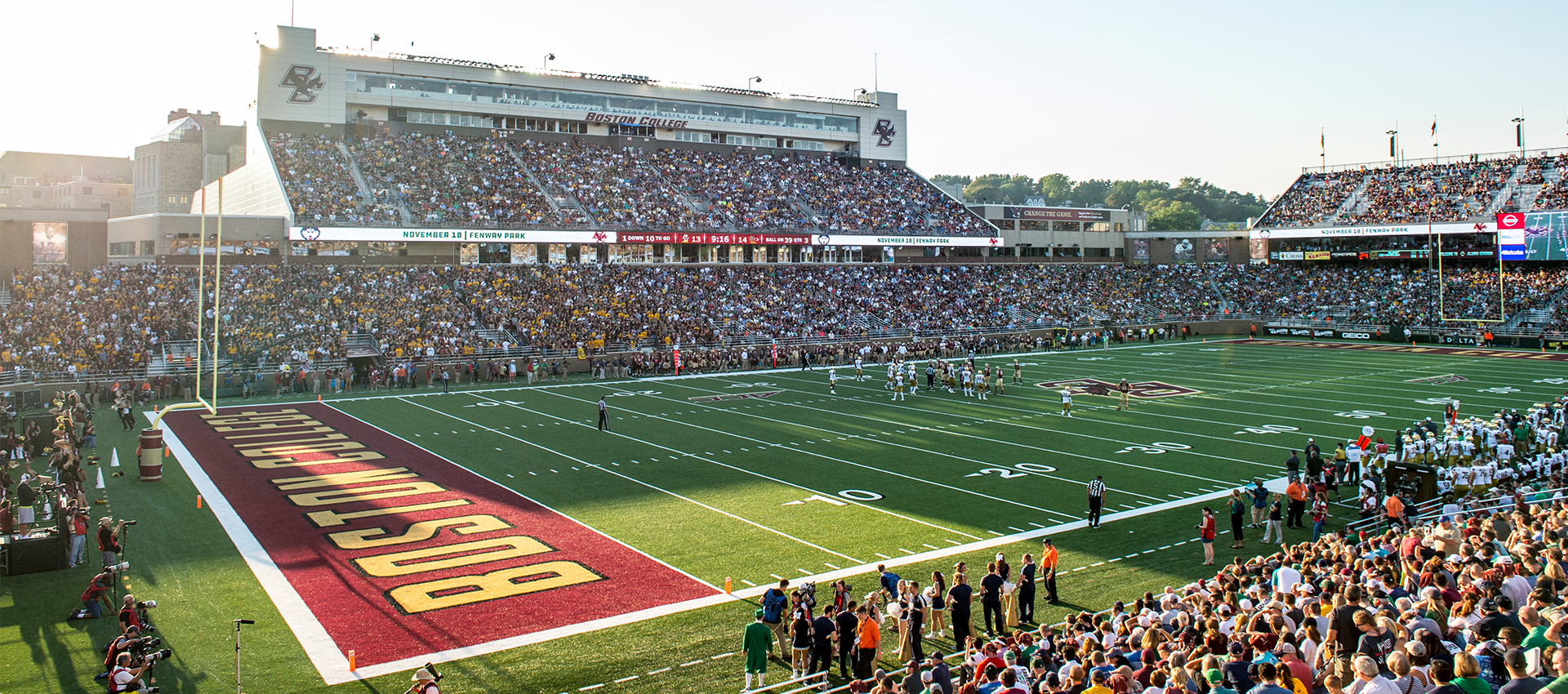 BC Football Stadium