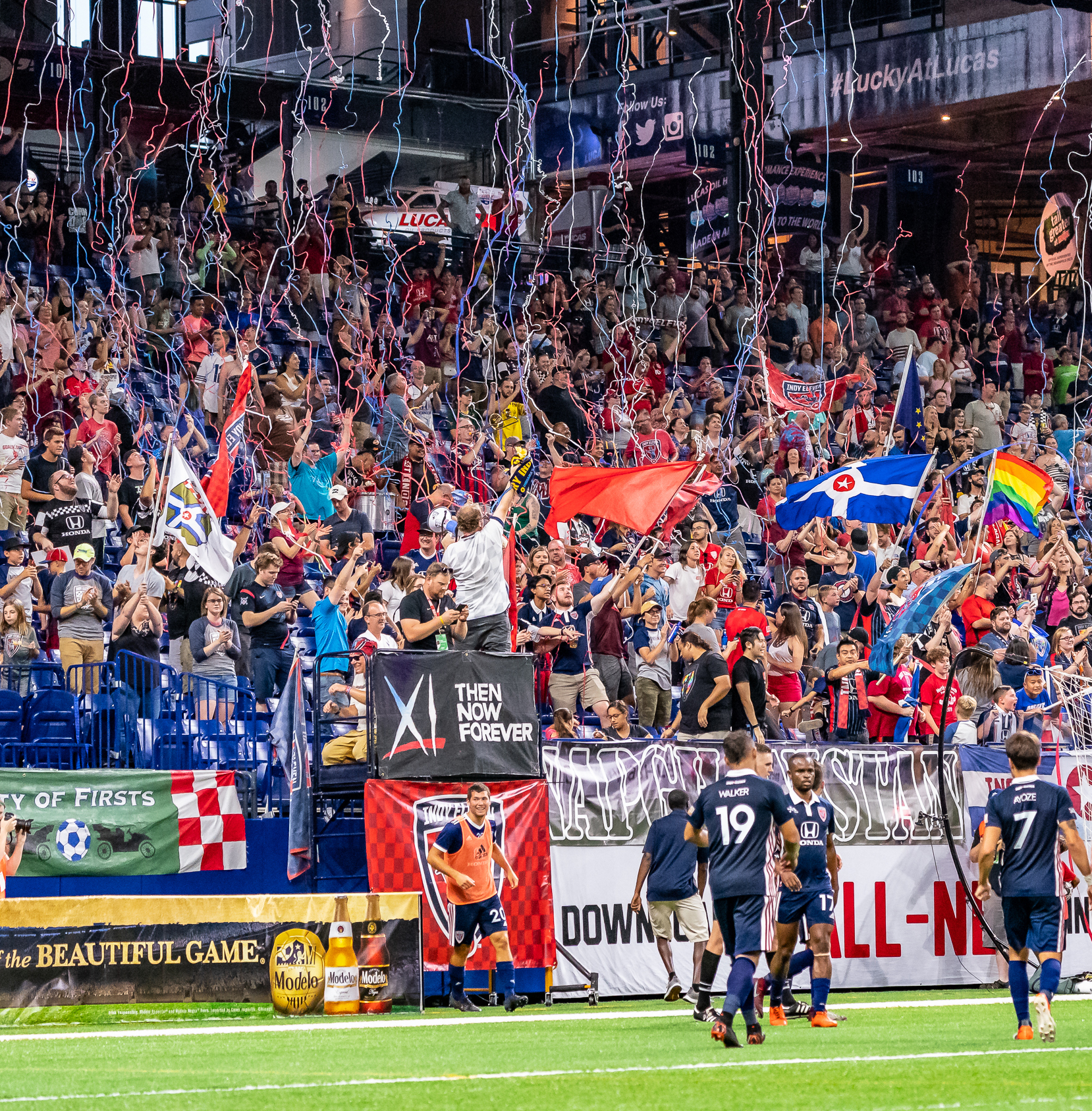INDY ELEVEN BECOMES FIRST PROFESSIONAL SOCCER CLUB TO ALIGN WITH LEARFIELD IMG COLLEGE TICKET SOLUTIONS