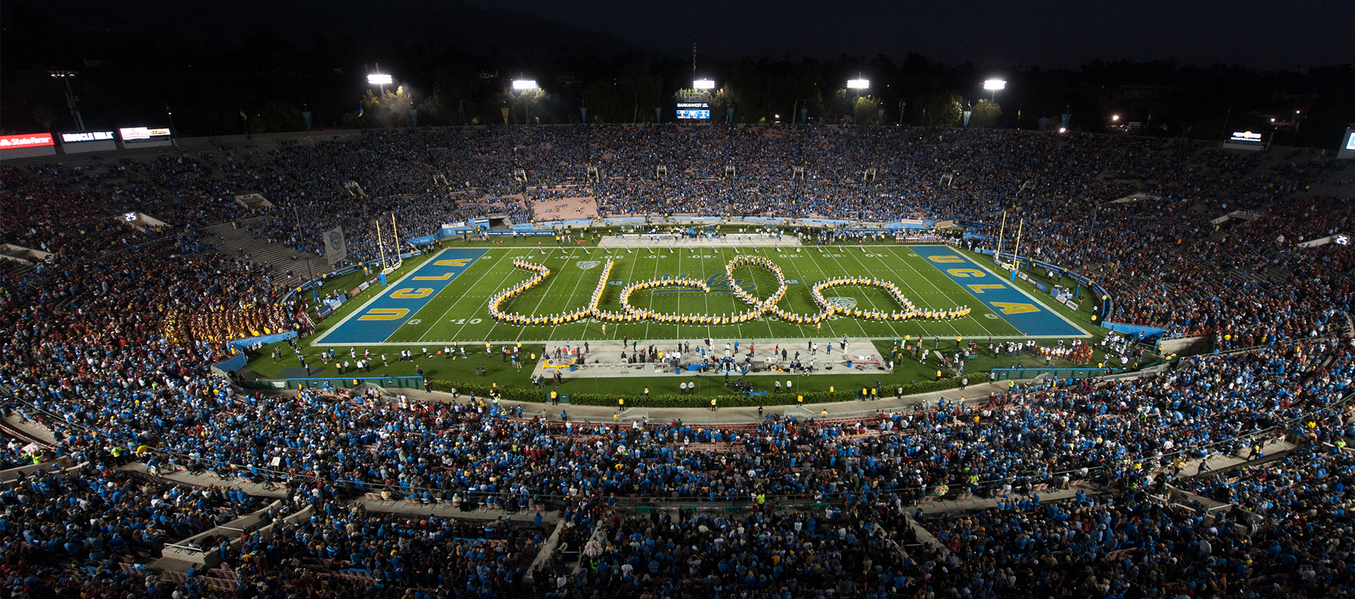 UCLA Football Stadium