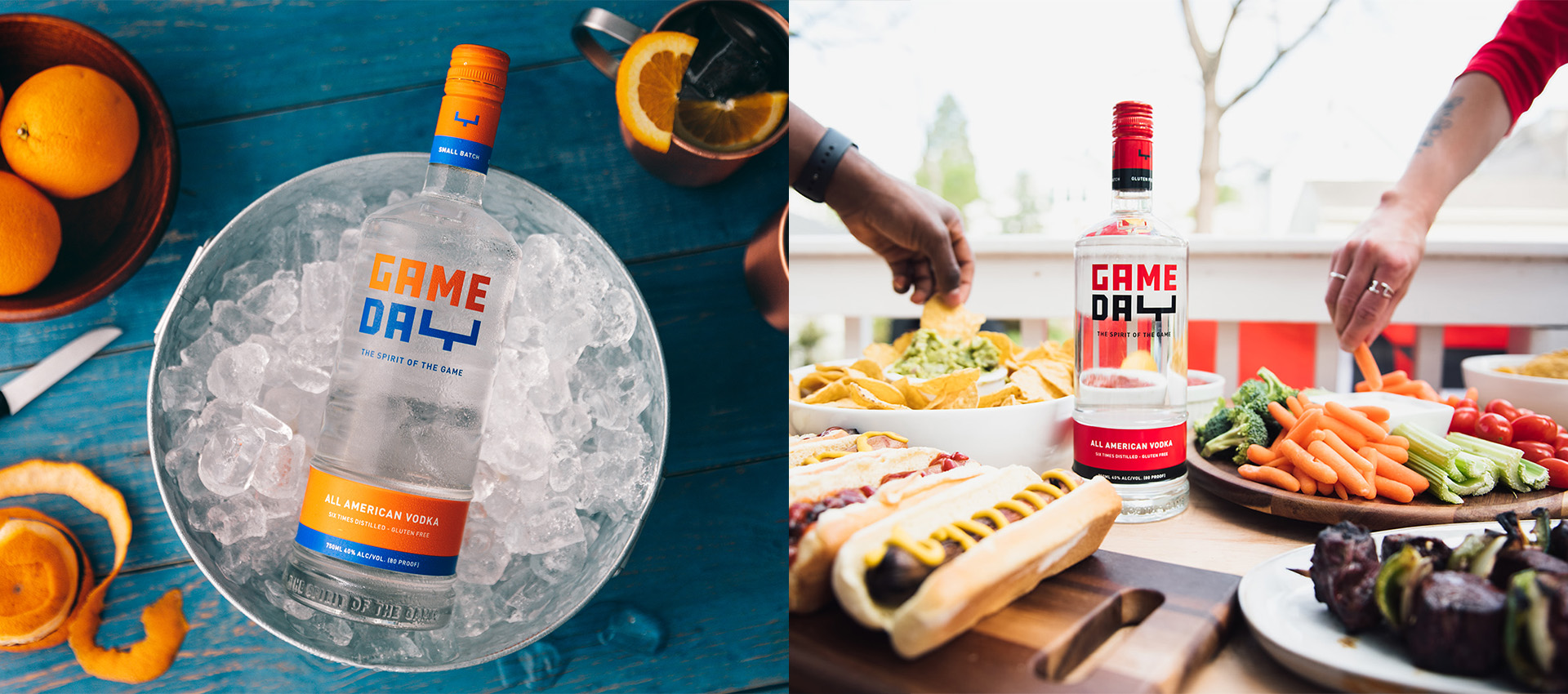 Learfield IMG College, GameDay Vodka open up spirits category with national, integrated sponsorship in key markets