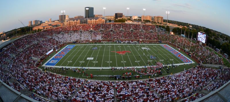 SMU Athletics Announces Multi-Year Relationship with Dallas' Own Vista Bank