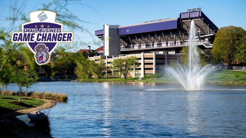 JMU Athletics' Small Business Game Changer Campaign Opens Sept. 4